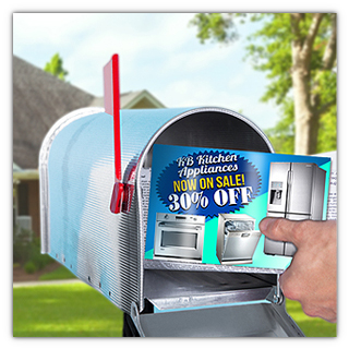 Every Door Direct Mail (EDDM)