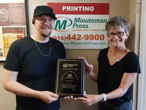 Minuteman Press West Sacramento