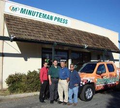 Minuteman Press Lancaster