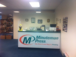 Minuteman Press Roseville