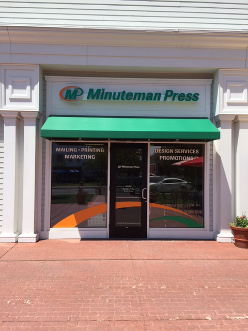 Minuteman Press Glastonbury