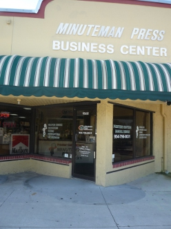 Minuteman Press Coral Springs