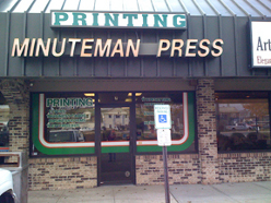 Minuteman Press Manalapan
