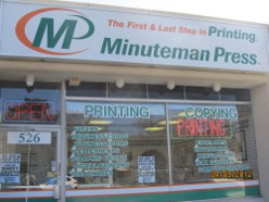 Minuteman Press Melville