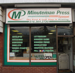 Minuteman Press Syosset
