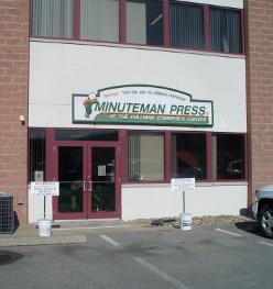 Minuteman Press Butler