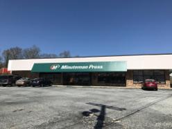 Minuteman Press Greenville