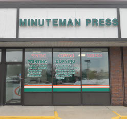 Minuteman Press Greenfield